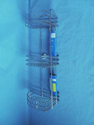 金属耐用卫浴置物架