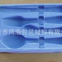 厂家自产自销 EVA海绵植绒内衬餐具盒内衬 精品推荐