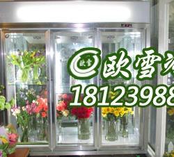 浙江杭州有沒有供應三門鮮花保鮮櫃展示櫃直銷