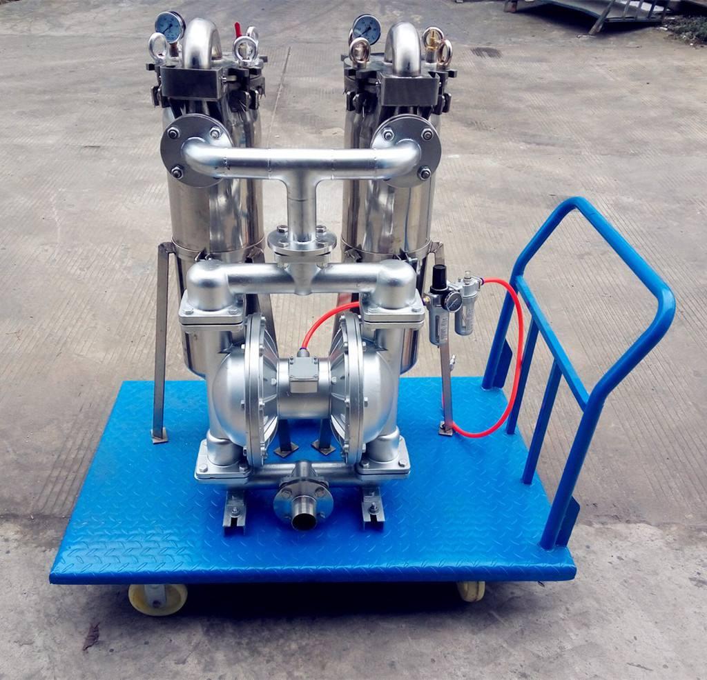 气动隔膜泵生产 隔膜泵厂家销售