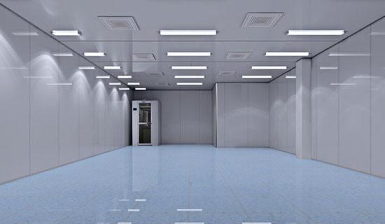 电子工业洁净厂房,30万级洁净厂