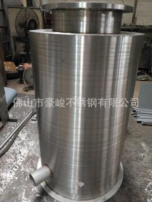 不锈钢环保设备喷淋塔压力罐加工厂家容器定做