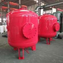 压力容器厂家直销6立方缓冲罐 氮气缓冲罐 空气储罐图片
