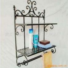 供应古铜色多用浴室挂架 厂家直销