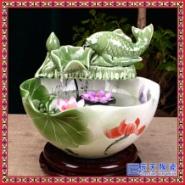 陶瓷喷泉图片