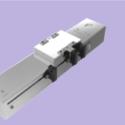 VABC65系列皮带全密式模组 深圳模组供应商 模组价格 高精密皮带滑台模组