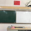 无锡教学黑板厂家 教学黑板绿板 学校用磁性黑板