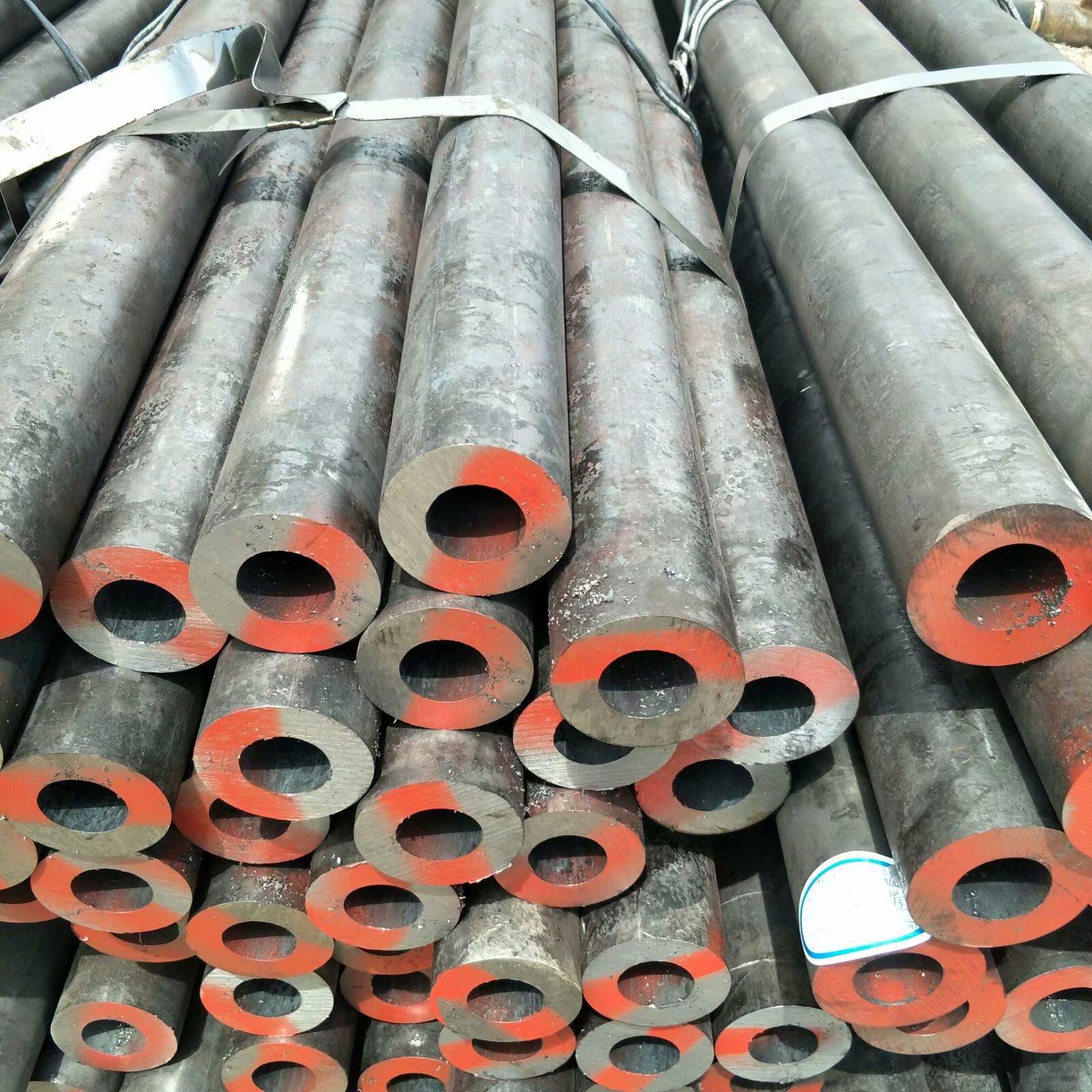供应扬州精密液压无缝钢管扬州精密钢管报价 冷轧精密管哪里可以加工