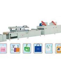 水刺无纺布丝网印刷机 无纺布丝网全自动丝网印刷机