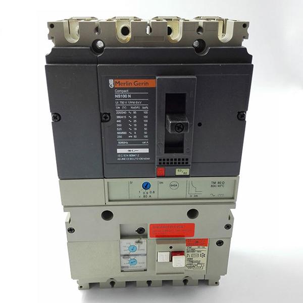 S100N+VIGI塑壳断路器