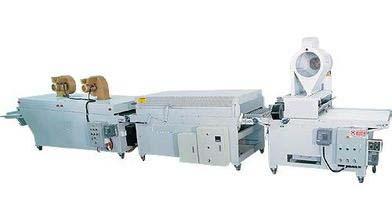 喜庆用品自动撒粉机 供应对联圣诞贺卡福字自动撒粉机印刷设备