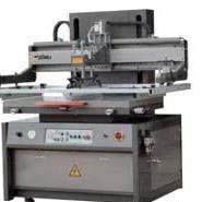 高精密平升式半自动丝印机图片