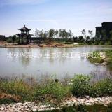 北京绿化工程  生态修复 园林绿化   北京华夏绿洲生态 膨润土防水毯 园林防浸材料膨润土防水毯