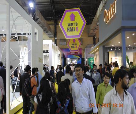 ACE2018年印度(新德里)国际建筑建材料及室内装饰展 印度(新德里)建材展