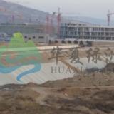北京喷播绿化技术  地产开挖边坡飘台种植槽技术   联体植生垫 湿地公园