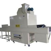 自动紫外线光固机接四开胶印机 四开单色紫外线光固机接四开胶印机价格图片