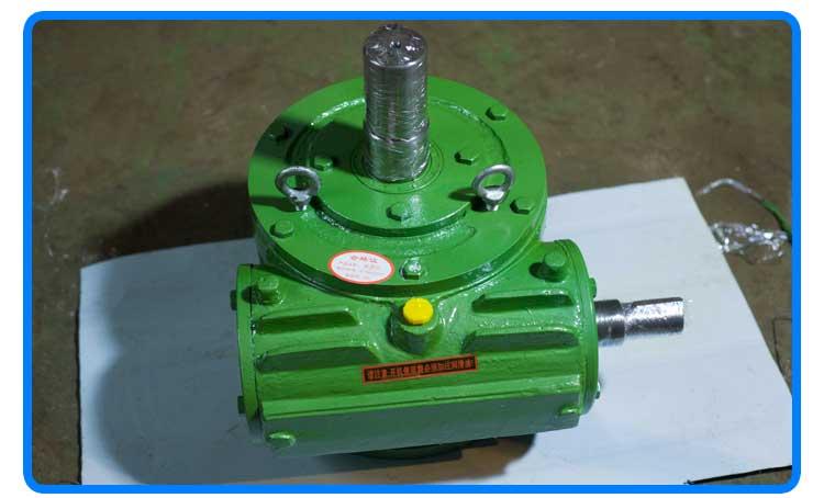 圆弧圆柱蜗杆减速器厂家直销