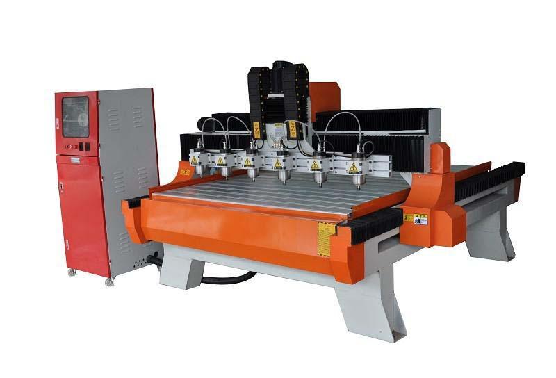 中山厂家直销1325木工雕刻机 现货定制木工雕刻机  家具雕花设备
