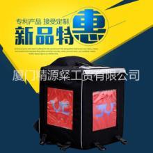 高档型牛津布食品保温包咖啡饮料外送包铝箔保鲜箱保冷箱后备背包批发