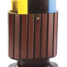 阜阳鸿鑫文体销售公共环卫垃圾桶塑料垃圾桶铁皮垃圾桶公共环卫设施销售价格地址塑料垃圾桶批发