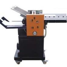 自动高速栏栅吸风式折页机 印刷厂用折纸机厂家 信息、彩页折页机