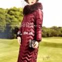 宝莱国际女装羽绒服图片