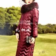 宝莱国际羽绒服图片
