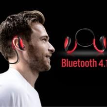 私享音频运动头戴式蓝牙耳机立体声批发