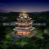 陕西景观亮化工程设计施工
