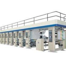 八色塑料薄膜电脑高速凹版印刷机组合式电脑套色去凹版印刷机批发