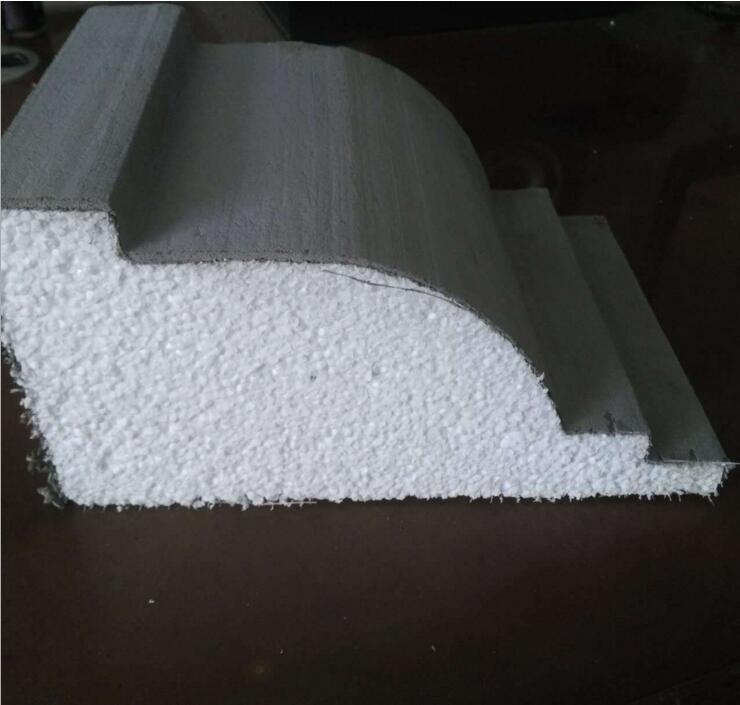 广州EPS泡沫线条批发 檐口线脚装饰线板价格 外墙泡沫装饰挂件直销商