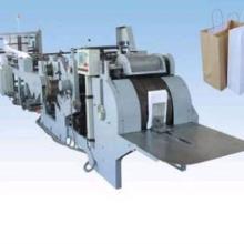 高速带印刷纸袋成型机 带印刷纸袋成型机图片