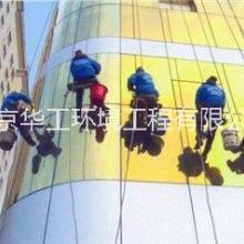 高空打胶,高空清洗,北京蜘蛛人高空外墙打胶公司,幕墙老化结构胶清理更换