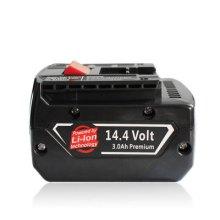 厂家直销 全新替代博世电动工具锂电池Bosch 14.4V 电动工具电池 电动工具专用电池 博世14.4V锂电池批发
