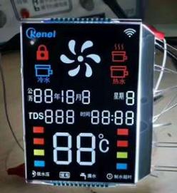 直销LCD液晶显示屏高端VA黑膜