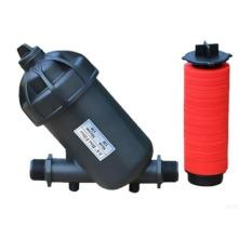 供应大棚滴灌过滤器 灌溉网式过滤器Y型可拆洗 喷灌叠式过滤设备