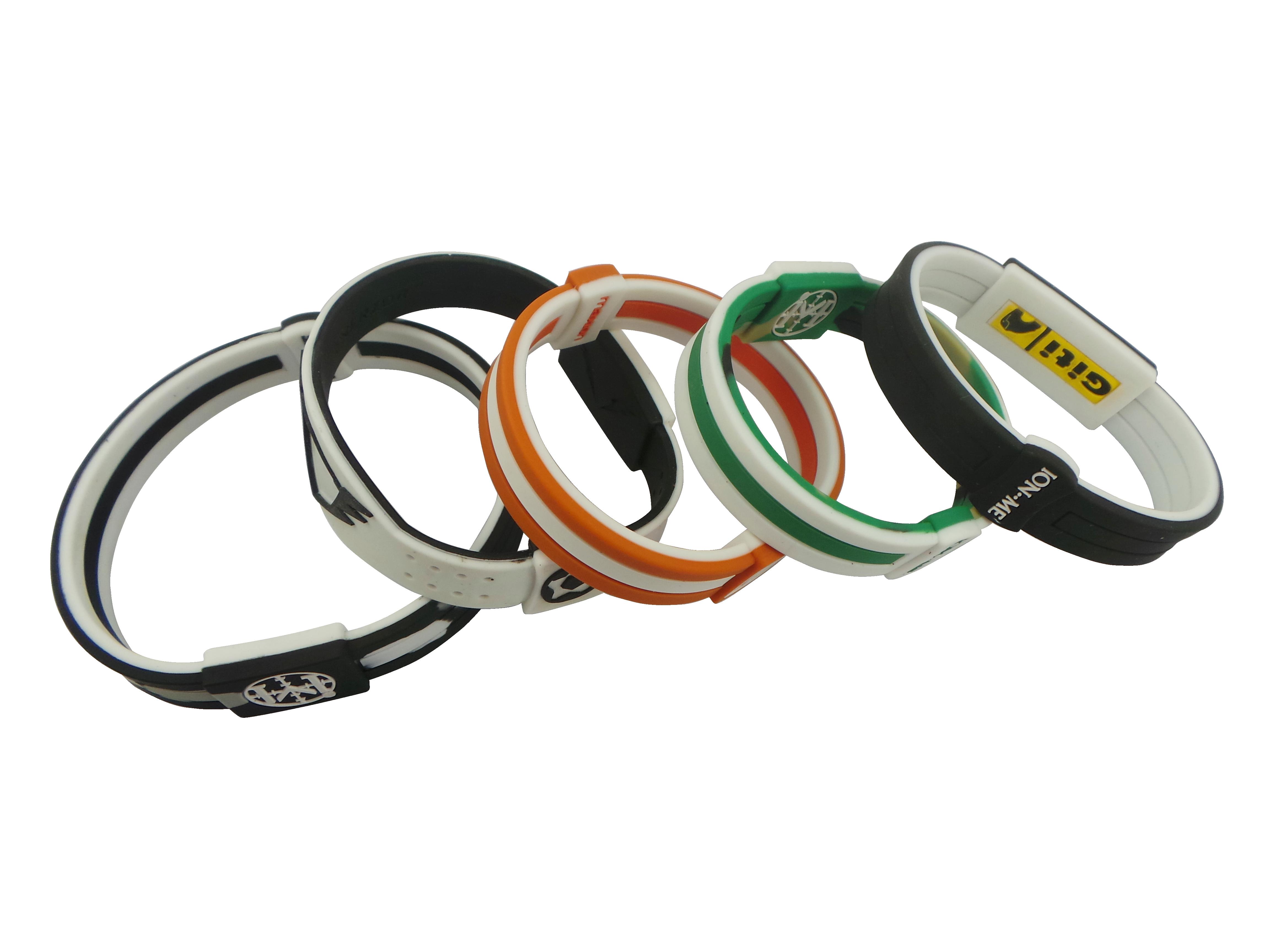 东莞厂家定制硅胶手环  硅胶滴胶手环  硅胶双色手环 手腕带
