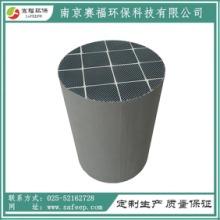 黑烟过滤器 DPF颗粒捕集器 碳化硅滤芯