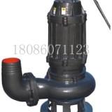 供应WQ型排污泵-建筑污水排污泵价格25WQ8-22-1.1化粪池潜水排污泵