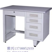 供应铁皮办公台小七斗办公桌东莞铁皮办公桌图片