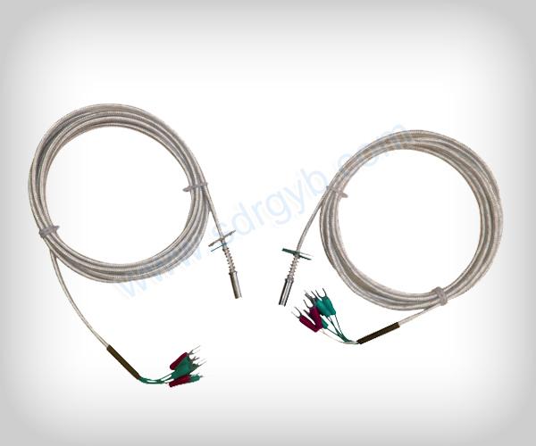厂家直销 弹簧式热电偶 温度传感器批发 质量保证