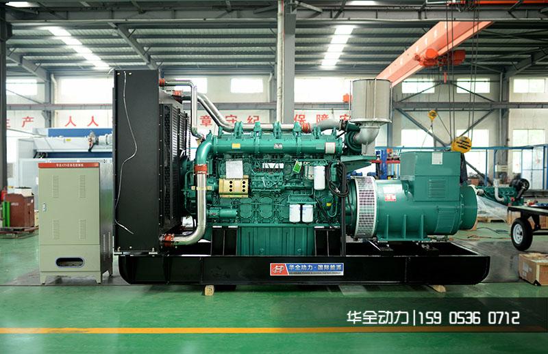 柴油发电机组1250kw 柴油发电机组1250kw标配配置