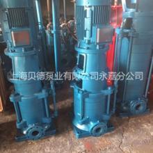 DL-LG立式多级离心泵 多级泵 离心泵 消防用泵 潜水泵 40DL6.2/23.6x2 立式多级泵 给水泵