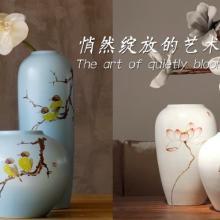 景德镇陶瓷花瓶优惠价格     景德镇花瓶批发市场     陶瓷花瓶厂家    景德镇陶瓷花瓶