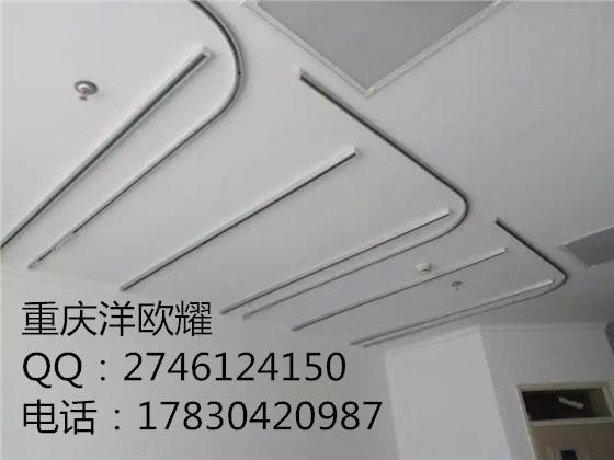 重庆医用输液轨道厂家批发医用输液轨道 铝合金输液轨道