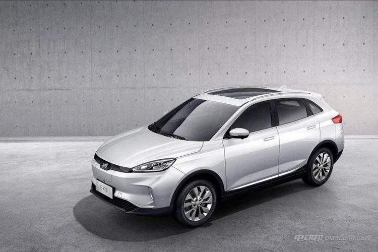 威马EX5 威马EX5汽车 威马EX5新能源汽车 威马EX5新能源 威马新能源汽车 新能源威马EX5