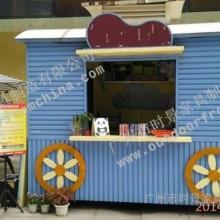 组装定制售货车冷饮售卖屋流动小吃广州厂家直销批发图片