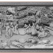古典砖雕图片