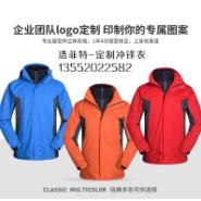 北京生产羽绒冲锋衣厂家图片