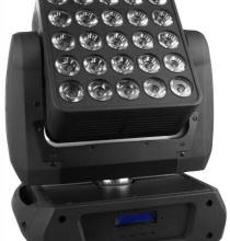 25头摇头矩阵灯LED摇头灯酒吧灯光舞台灯光直销批发